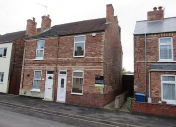 Thumbnail 2 bed semi-detached house to rent in Woods Terrace, Gainsborough