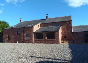 Thumbnail 6 bed barn conversion for sale in Uppertown Kirklinton, Carlisle