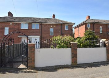 Thumbnail 3 bedroom semi-detached house for sale in Miles Hill Grove, Chapel Allerton, Leeds