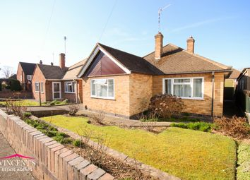Thumbnail 2 bed detached bungalow for sale in Crowhurst Drive, Leicester