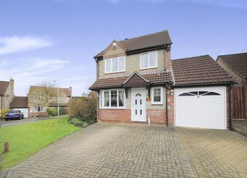 Thumbnail 3 bed detached house for sale in Canal Close, Calne