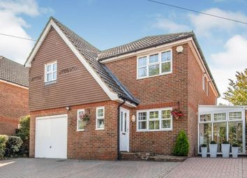 Thumbnail 4 bed detached house for sale in Ash Tree Gardens, Weavering, Maidstone, Kent