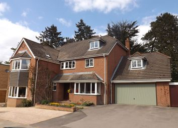 Thumbnail 6 bed detached house for sale in The Finches, Highfield, Southampton, Hampshire