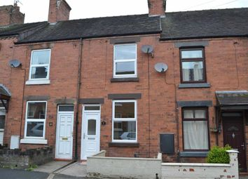Thumbnail 2 bed terraced house for sale in North Avenue, Leek