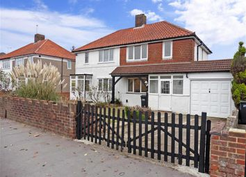 Thumbnail 2 bedroom semi-detached house for sale in Parkway, New Addington, Croydon, Surrey