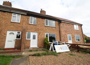 Thumbnail 3 bed terraced house to rent in Northfield Road, Driffield