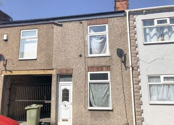 3 bed terraced house for sale in Harold Street, Grimsby DN32