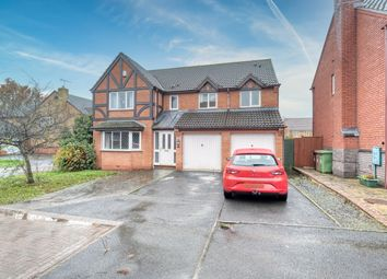 Thumbnail 5 bed detached house for sale in Keren Drive, Norton, Worcester