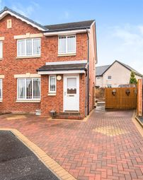 Thumbnail 3 bedroom semi-detached house for sale in Camellia Drive, Wishaw