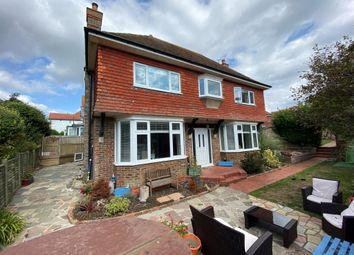 Southdown Road, Seaford BN25. 5 bed detached house