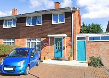 Thumbnail 3 bed semi-detached house for sale in Sycamore Road, Bishops Waltham, Southampton