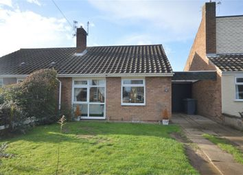 Thumbnail 2 bed semi-detached bungalow for sale in Meadow Way, Hellesdon, Norwich, Norfolk