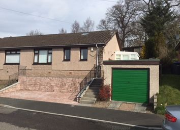 Thumbnail 3 bed semi-detached house to rent in Ladhope Crescent, 45, Galashiels, Borders TD12Bn