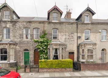 Thumbnail 4 bed terraced house for sale in Avenue Terrace, York