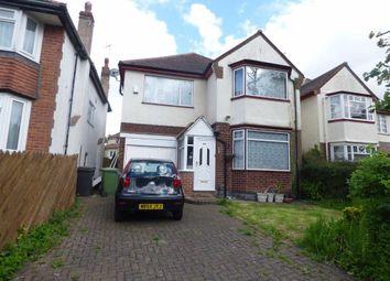 Thumbnail 4 bedroom detached house for sale in Newbridge Crescent, Wolverhampton