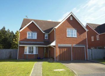 Thumbnail 5 bed detached house to rent in St Andrews Gardens, Cobham