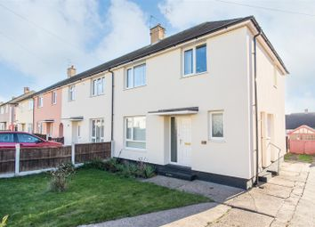 Thumbnail 3 bedroom end terrace house for sale in Whitegate Vale, Clifton, Nottingham
