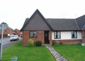 Thumbnail 2 bed bungalow for sale in Cornerways, Treflach Road, Trefonen, Oswestry, Shropshire