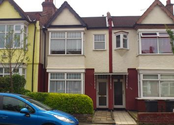 Thumbnail 4 bed terraced house to rent in Montagu Road, Hendon