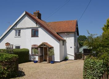 Thumbnail 3 bed cottage for sale in Gedding, Bury St. Edmunds