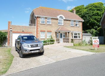Thumbnail 4 bed detached house for sale in Foxhills, Ventnor, Isle Of Wight.