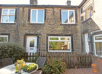 Thumbnail 2 bed terraced house for sale in The Hollow, Meltham, Holmfirth