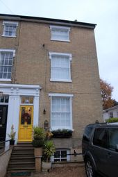 Thumbnail 4 bed semi-detached house for sale in Berners Street, Ipswich