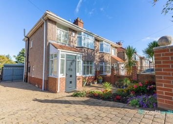 Thumbnail 3 bed semi-detached house for sale in Farview Road, Lane Top, - Gym/Annexe