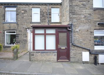 Thumbnail 2 bed terraced house to rent in New Street, Denholme, Bradford
