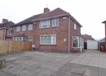 Thumbnail 4 bed semi-detached house for sale in Este Road, Sheldon, Birmingham