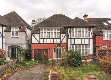 Thumbnail 5 bedroom detached house for sale in Woodfield Avenue, London
