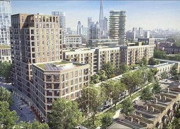 Thumbnail 2 bed flat to rent in Elephant Park, London