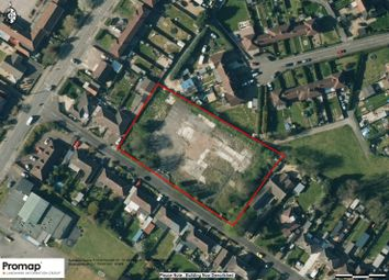 Thumbnail Land for sale in Gorse Road, Grantham
