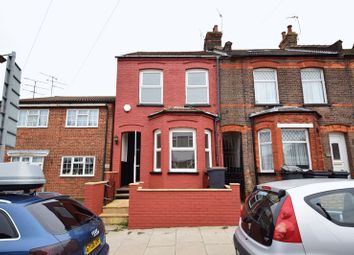 3 bed end terrace house for sale in Tennyson Road, Luton LU1