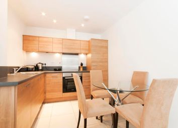 Thumbnail 1 bedroom flat for sale in Zenith Basin, Limehouse