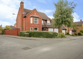 Thumbnail 4 bed detached house for sale in Bryony Way, Mansfield Woodhouse, Nottinghamshire