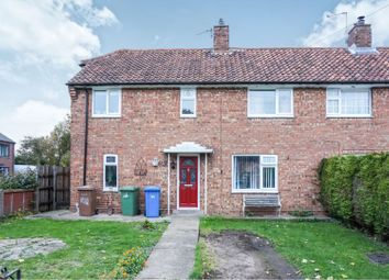 Thumbnail 3 bed semi-detached house for sale in Denison Road, York