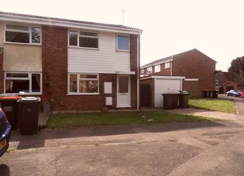 Thumbnail 3 bedroom semi-detached house to rent in The Mall, Dunstable, Bedfordshire