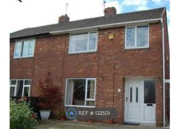 Thumbnail 3 bed semi-detached house to rent in Cedar Road, Normanton