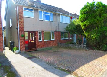 Thumbnail 3 bedroom semi-detached house for sale in Canvey Close, Bristol