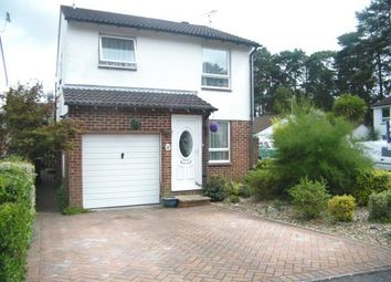 Thumbnail 4 bedroom detached house for sale in Creekmoor, Poole, Dorset