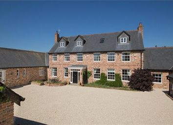 Thumbnail 8 bed detached house for sale in Manningford Abbots, Pewsey, Wiltshire
