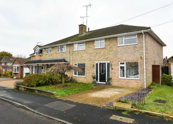 Thumbnail 5 bed semi-detached house for sale in Riverside Close, Farnborough