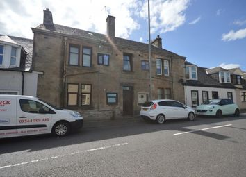 Thumbnail 2 bedroom flat to rent in Glasgow Road, Strathaven