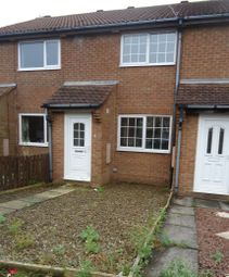 Thumbnail 2 bedroom terraced house for sale in Manor View, Newbiggin-By-The-Sea, Northumberland