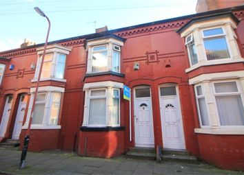 Thumbnail 2 bed terraced house for sale in Hartwell Street, Litherland, Liverpool, Merseyside