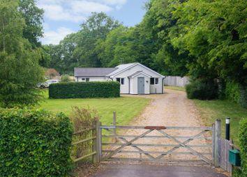 Bethersden Road, Woodchurch, Ashford TN26. 2 bed detached bungalow