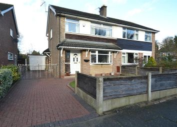 Thumbnail 3 bed semi-detached house for sale in Dee Road, Tyldesley, Manchester