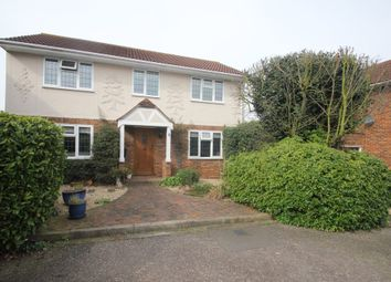Thumbnail 4 bed detached house for sale in Paignton Close, Rayleigh