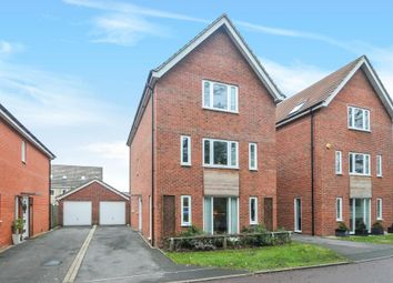 Thumbnail 4 bed detached house to rent in The Parks, Bracknell